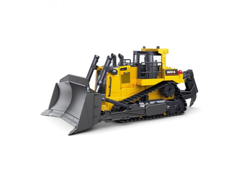 Bulldozer Planierraupe 1:16 8-Kanal RTR, Akku und Ladegerät