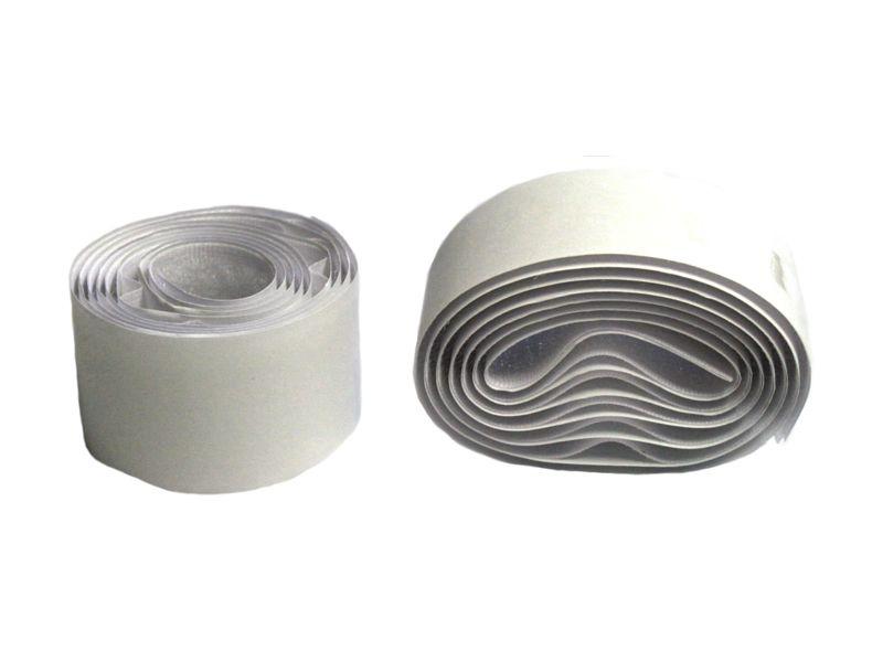 Selbstklebendes Klettband 30x1000mm in weiß