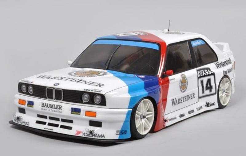 Challenge 2WD 530 F260 RTR 26ccm Benziner 1:5 BMW M3 E30