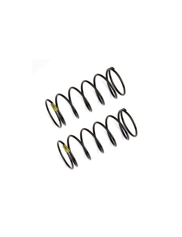 Stoßdämpfer-Federn vorne gelb 4.3 lb/in, L44mm für RC10B6.1