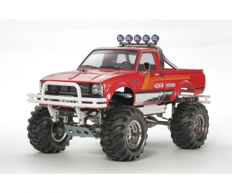 Mountain Rider 3-Gang Getriebe Toyota 4x4 1/10 RC Bausatz