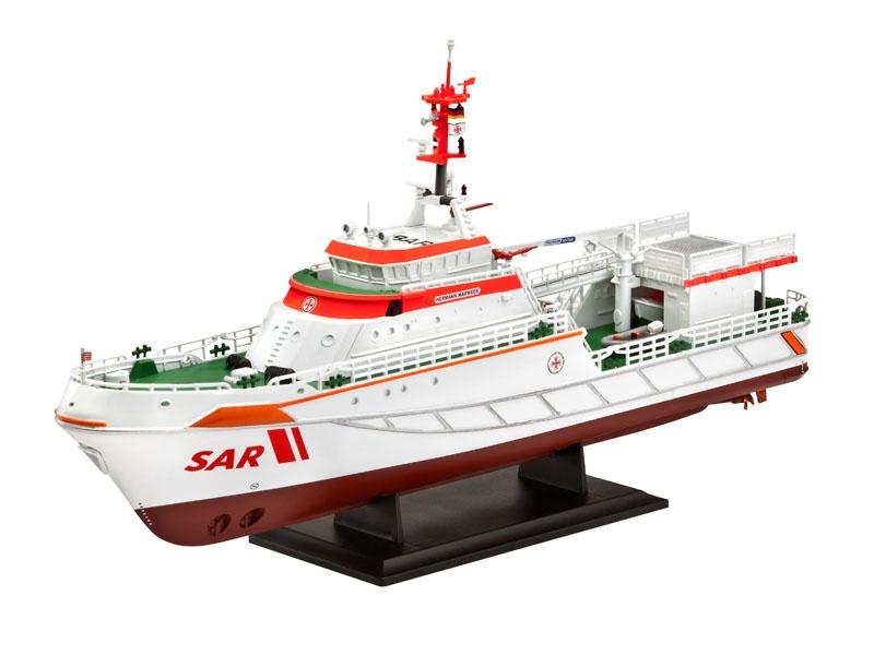Seenotkreuzer Hermann Marwede 1:200