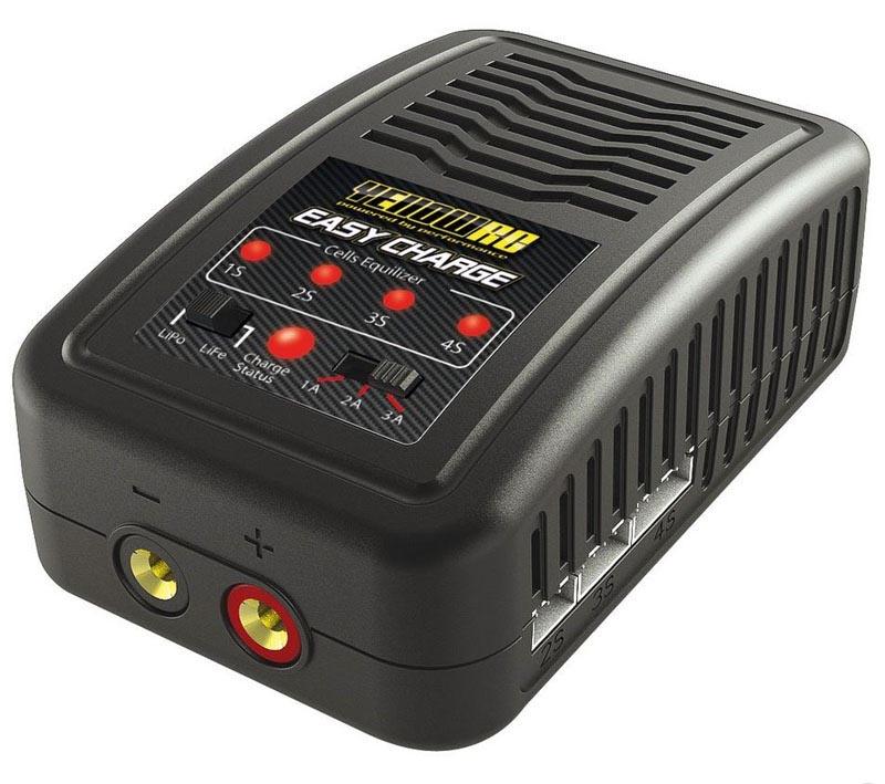 Easy Charge E4 LiPo/LiFe Balancer Ladegerät 3A 230V