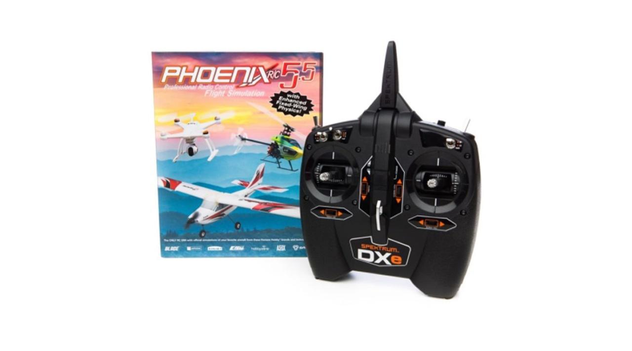 Phoenix R/C Simulator V5.5 mit Dxe