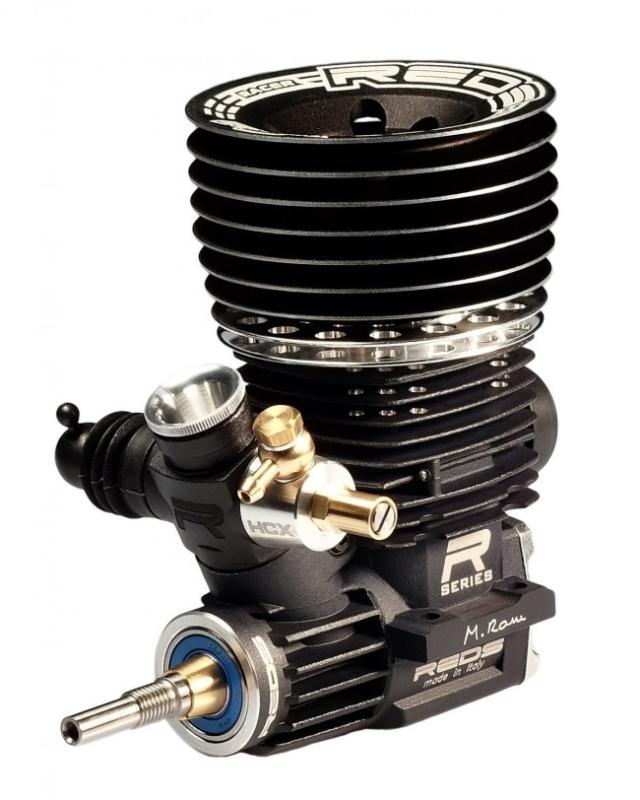 REDS R5R RACER V4.0 3,5ccm Off Road Vebrennungsmotor