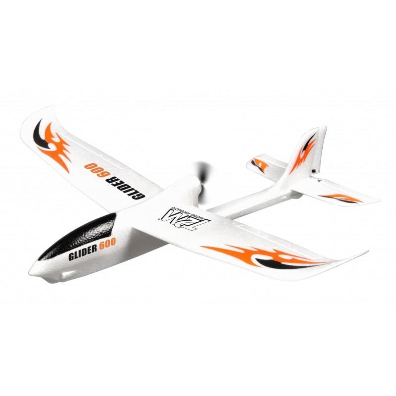 Fun2Fly Glider 600 Flugzeug 600mm In- und Outdoor 2,4GHz RTF