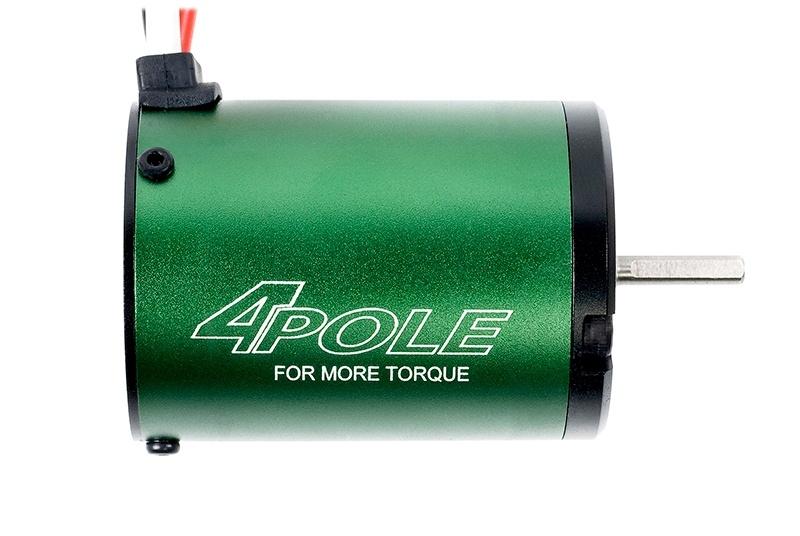 Brushless Motor 1406 - 7700KV - 4-Polig - 2-3S - Sensorless