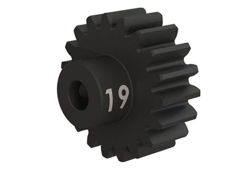 Stahl (gehärtet) Motorritzel 19T - 32dp (3,17mm)
