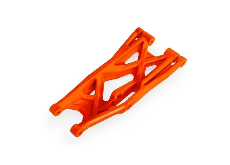 HD Querlenker rechts unten v/h orange für X-Maxx