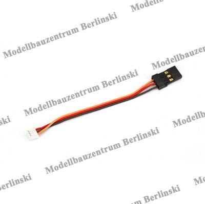 Spektrum Telemetrie Kabelverlängerung 60 mm