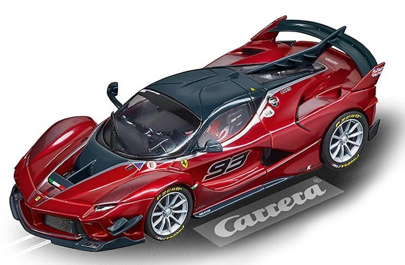Digital 132 Ferrari FXX K Evoluzione No.93