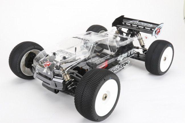 S35-TE 1/8 Pro Electric Truggy Kit