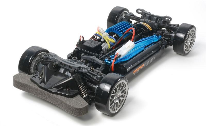 TT-02D Drift Spec Chassis 1:10
