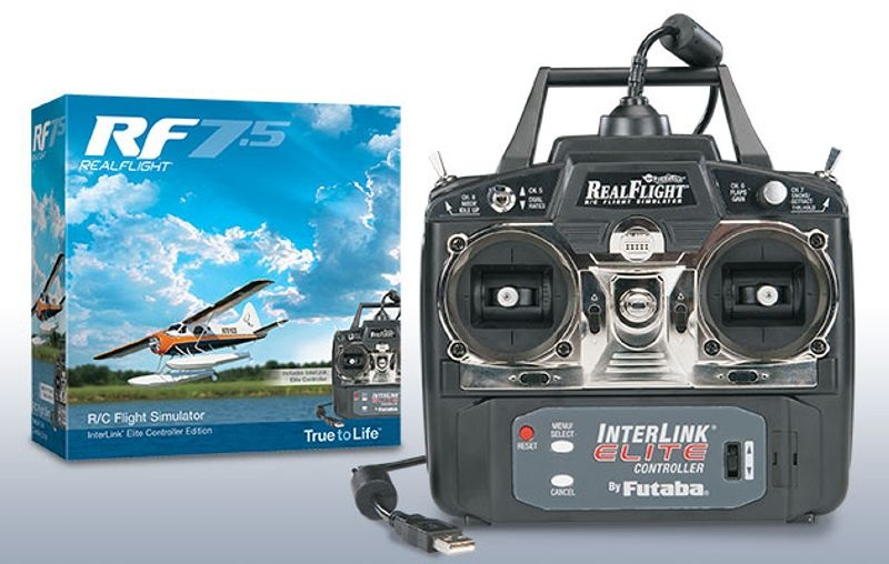 RF7.5 InterLink Elite Controller Edition