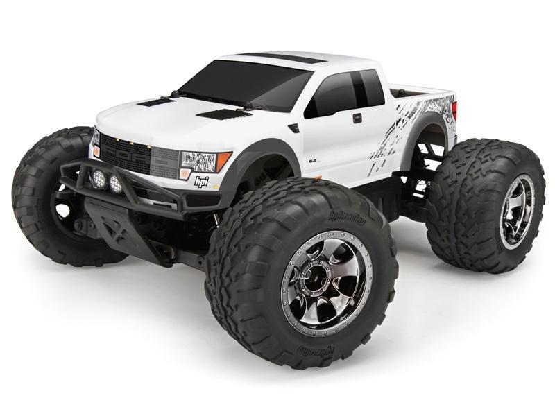 Savage XS Flux 2,4GHz RTR 1:12 mit Ford Raptor Karosserie