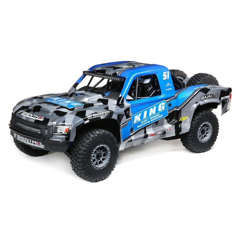Super Baja Rey 2.0 4WD BL Desert Truck 1:6 RTR, King