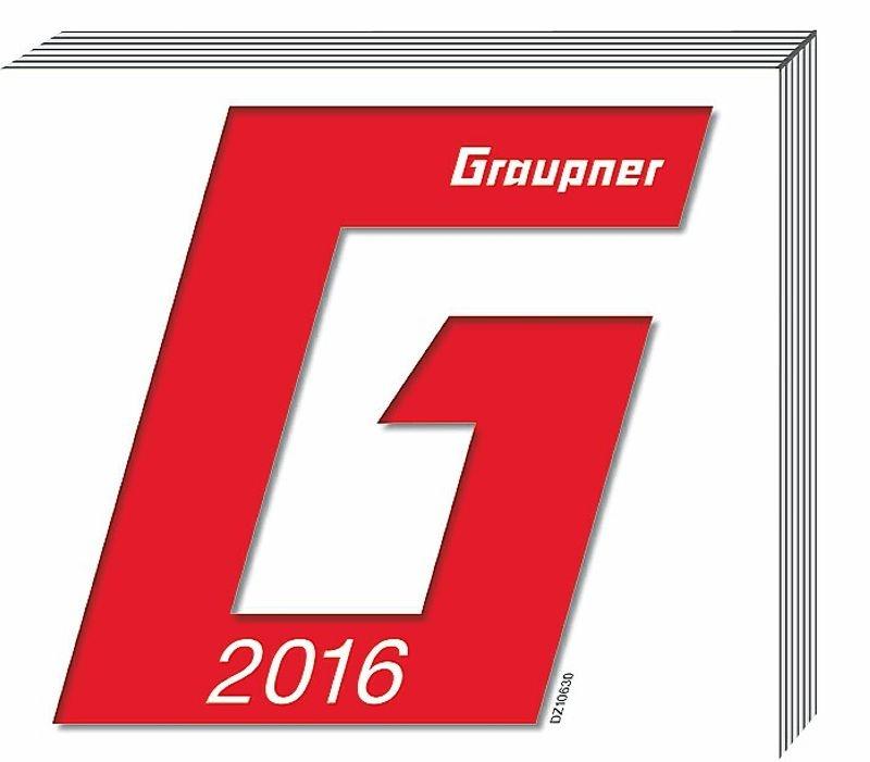 Graupner Hauptkatalog 53FS