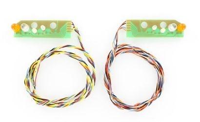 MB LED-Rücklichtplatine  7,2V 1:14