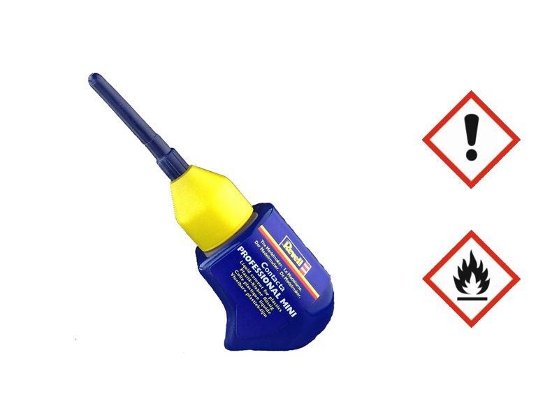 Contacta Professional Mini Kunststoff-Kleber / Leim 12,5g