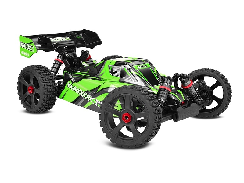 RADIX 4 XP 1/8 4WD Buggy RTR Brushless Power 4S