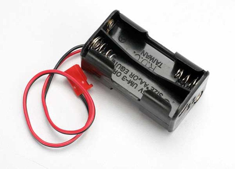 Batteriefach für 4 AA-Zellen