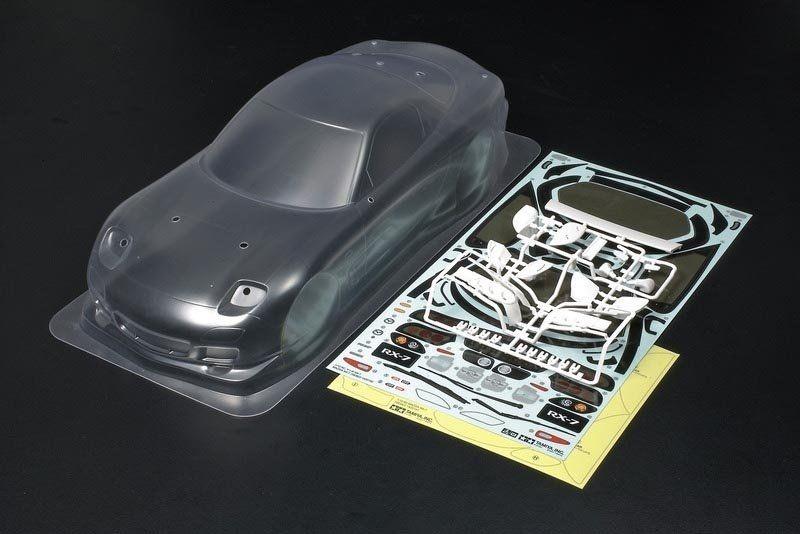 Karosserie Mazda RX-7 1:10