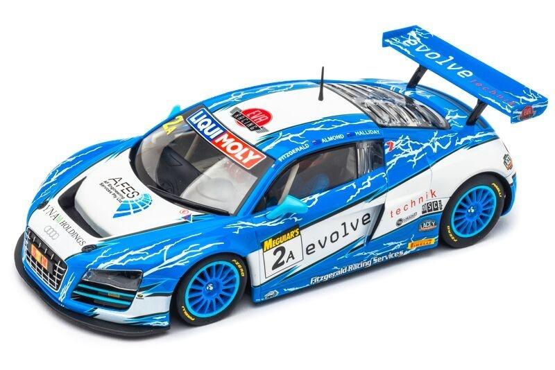 Digital 124 Audi R8 LMS Fitzgerald Racing, No.2A