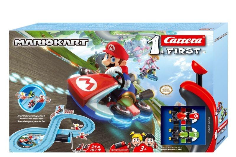 FIRST Nintendo Mario Kart Startpackung