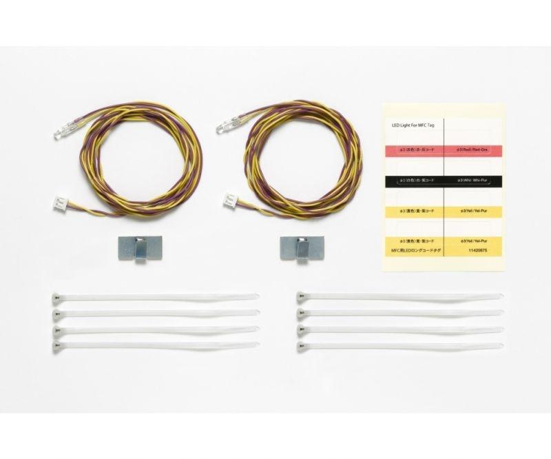 LED Licht gelb Ø3mm 1100mm lang für Multifunktionseinheit