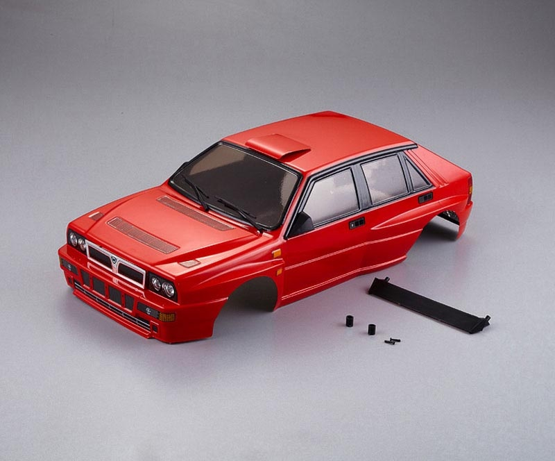 Lancia Delta HF Integrale, Rot, RTU all-in