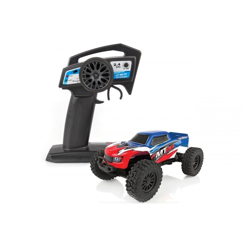 MT28 2WD Monster Truck 1:28 2,4GHz RTR