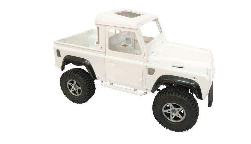 Big Block No. 3 4WD D90 AMXROCK 1/10 Scale Crawler Pickup