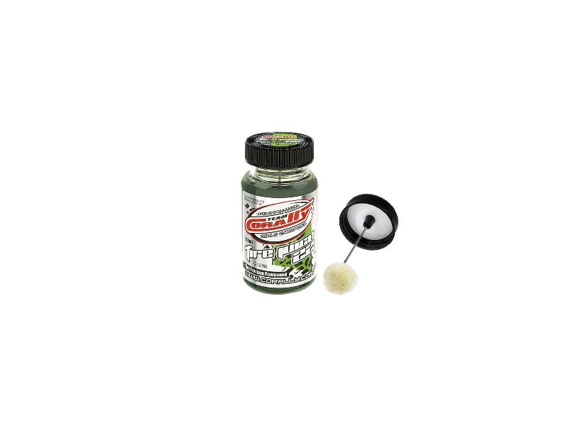 Tire Juice 22 Haftmittel Grün Asphalt/Gummireifen 100ml