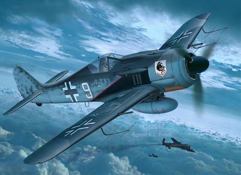 Focke Wulf Fw190 A-8/A-8 Nightfighter 1:32
