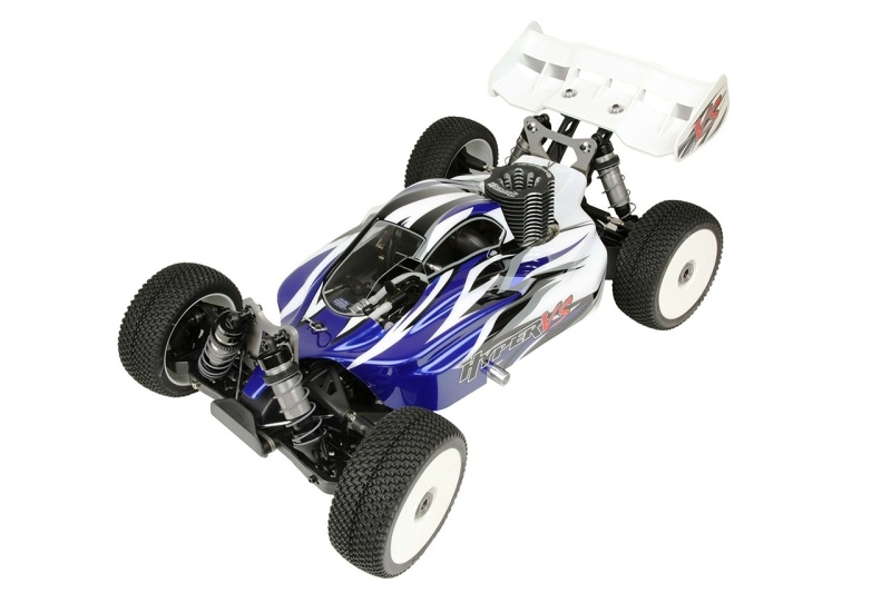 Hyper VS Nitro Buggy 21 1/8 4WD Tuning Ready to Race