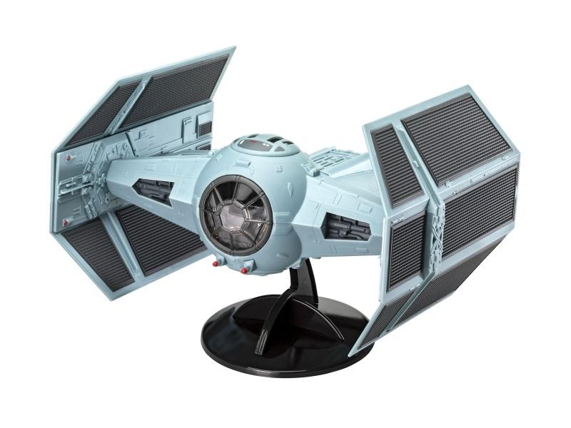 Darth Vaders TIE Fighter Bausatz 1:57