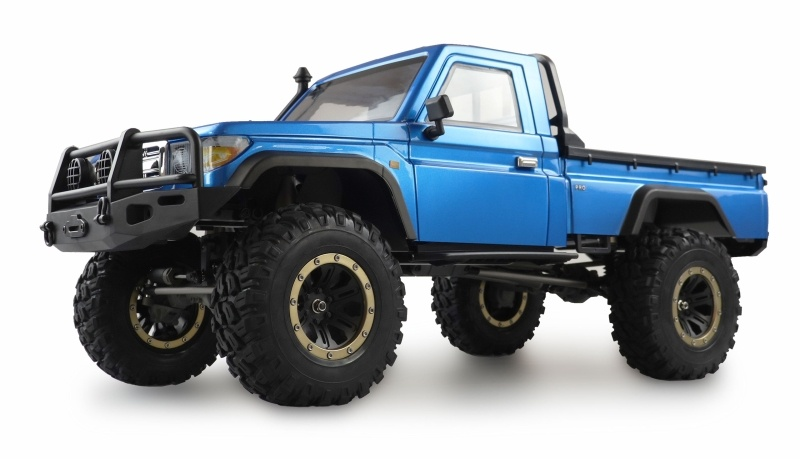 RCX8B Scale Crawler Pick-Up 1:8, RTR blau