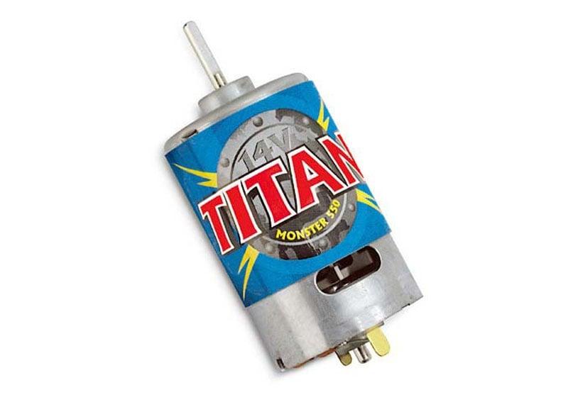 Titan 550 Motor
