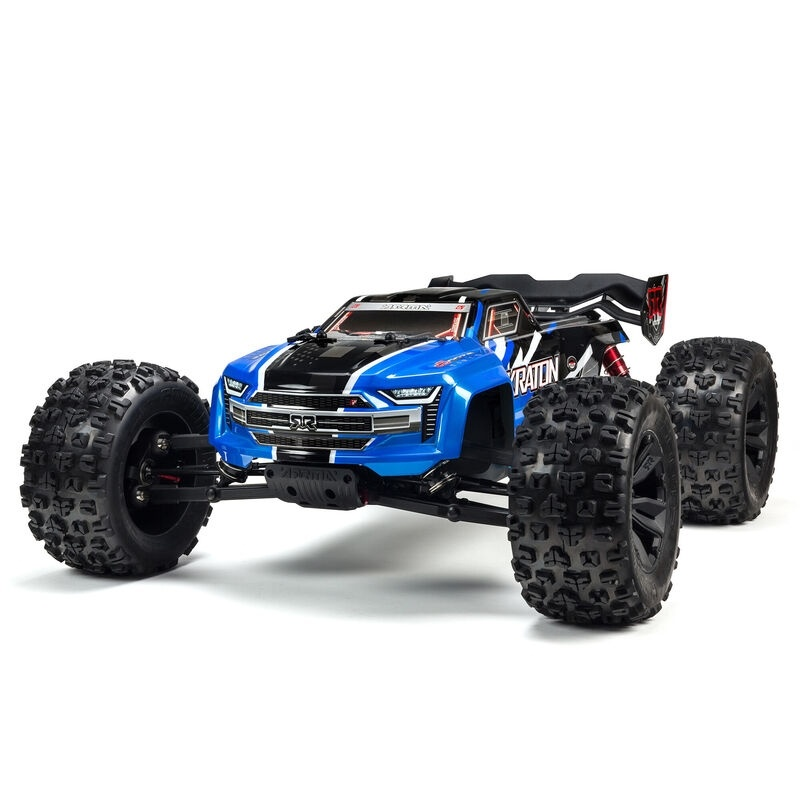 KRATON 6S V5 4WD BLX 1/8 Speed Monster Truck RTR, blau