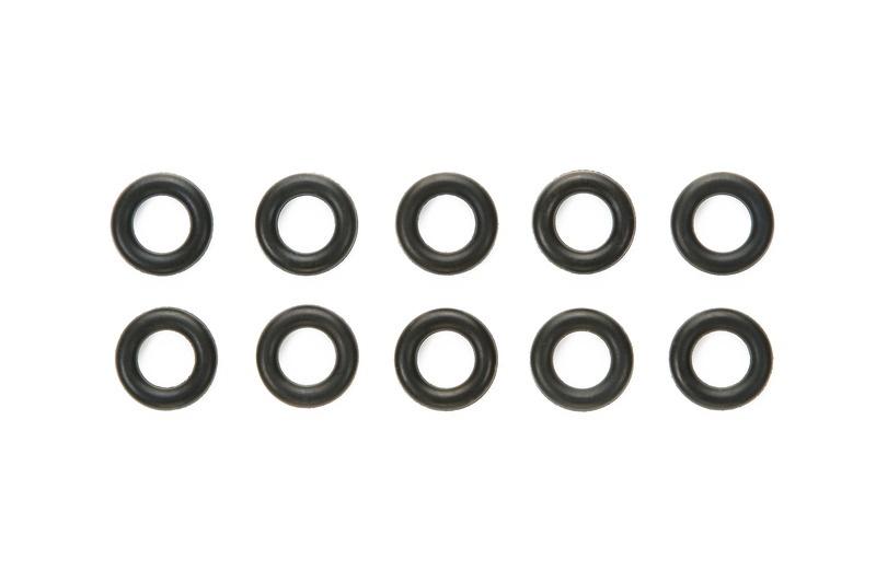 Karosserie O-Ring 5mm (10) Antivibration alle 1:10