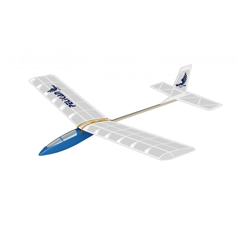 Pelikan Freiflugmodell Holzbausatz 660mm