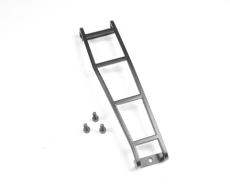 Fahrzeugleiter aus Metall für 1:10 Fahrzeuge