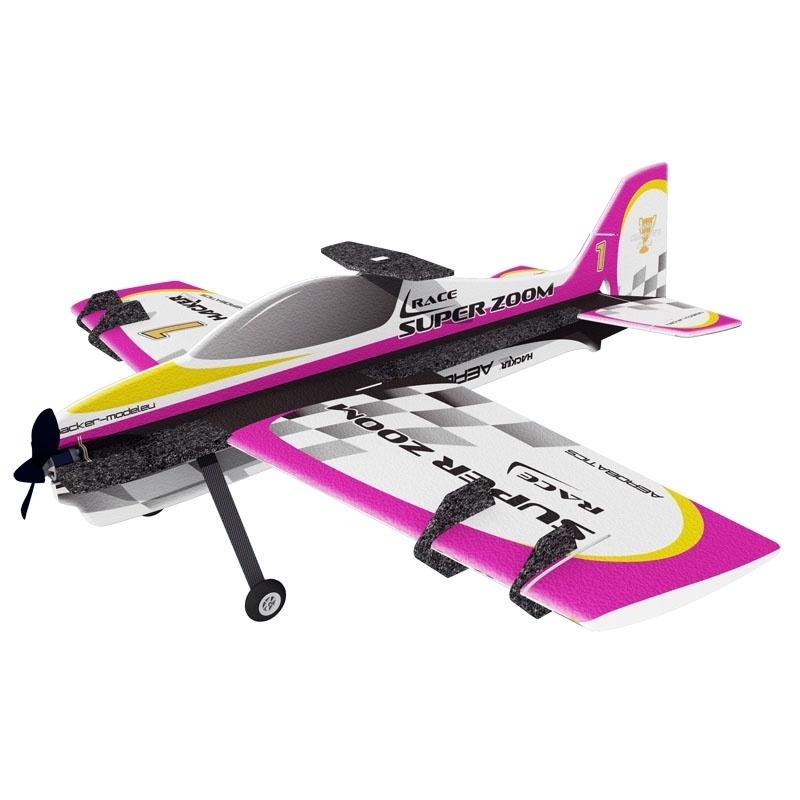 Super ZOOM Race Kunstflugzeug 1000mm ARF