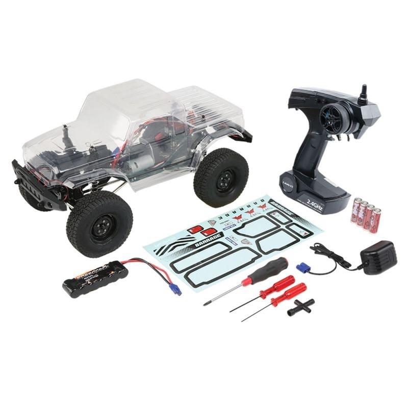 1.9 BARRAGE Scale Crawler 4WD 1/12 Bausatz