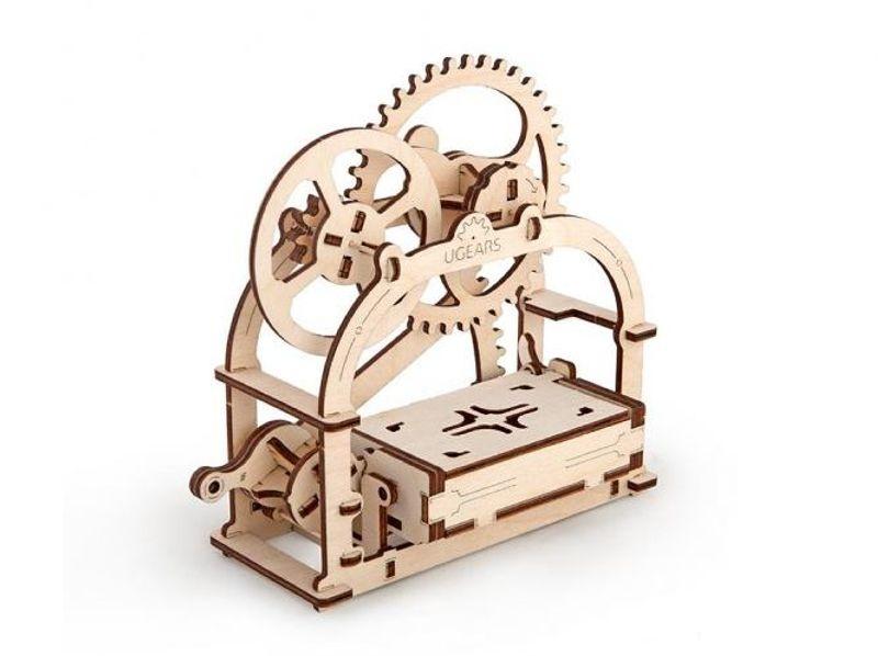 Schatulle 3D Holz Modellbausatz