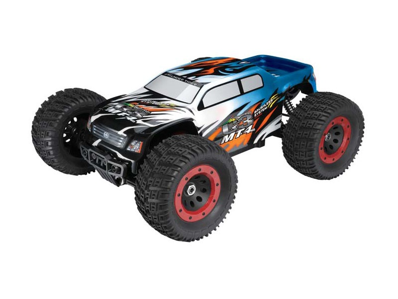 MT4 G3 1:8 4WD 6S Brushless MONSTER 2000KV RTR BLAU