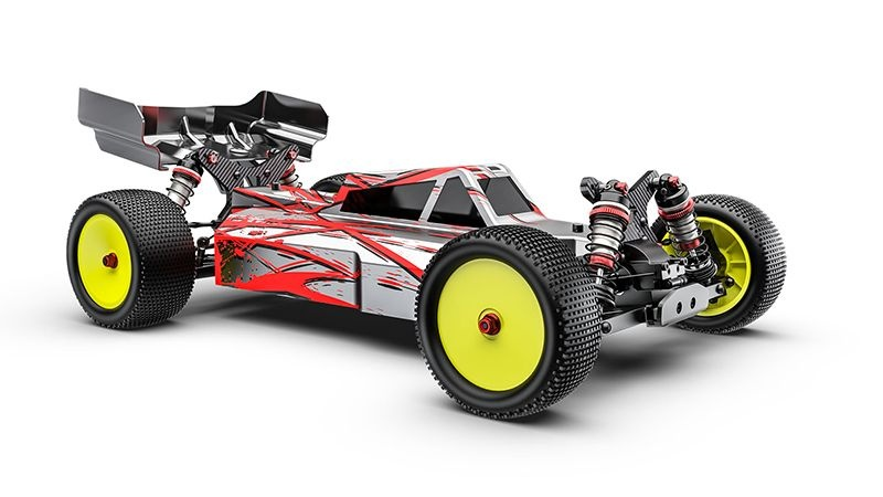 SBX-410 4WD Racing Buggy 1/10 Competition Bausatz
