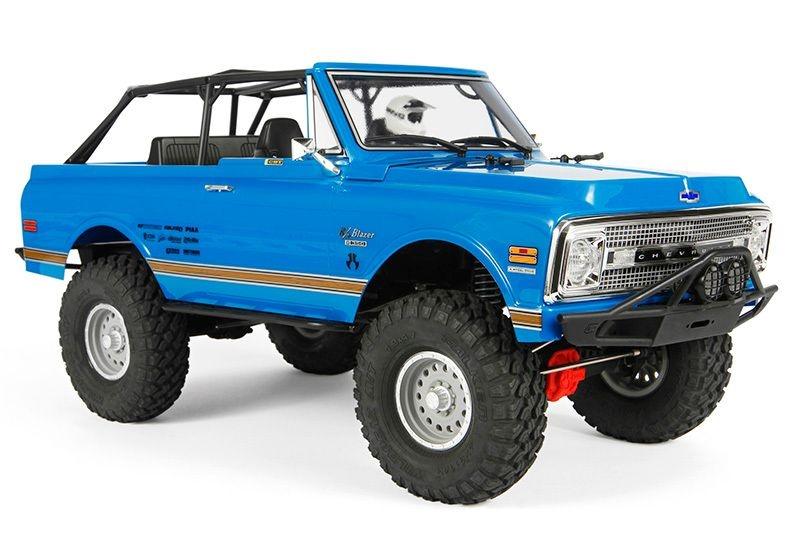 AX90058 SCX10 II 69 Chevrolet Blazer 4WD Crawler 2,4GHz RTR