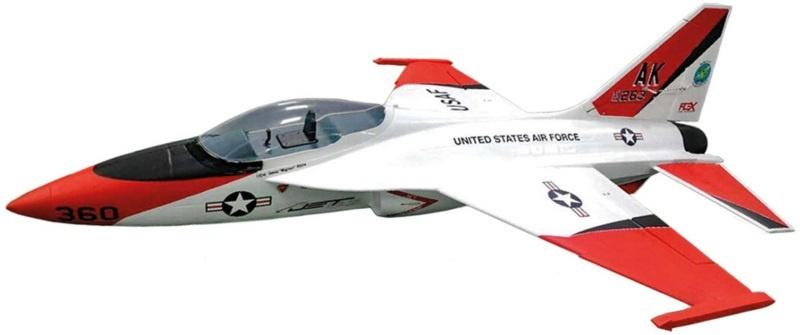 Flexjet 90mm EDF Impeller Jet Super PNP orange mit AURA 8