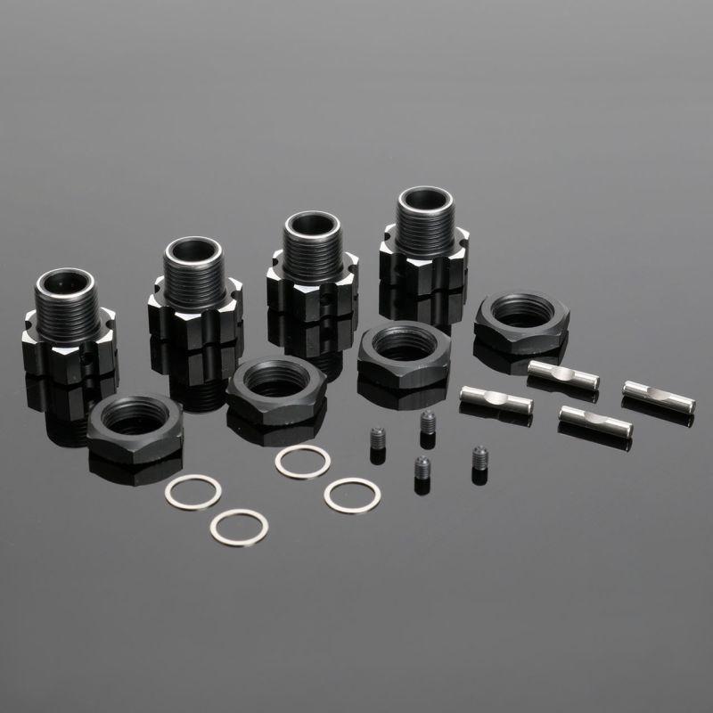 Aluminium Radmitnehmer Set 17mm für Reeper 1/7